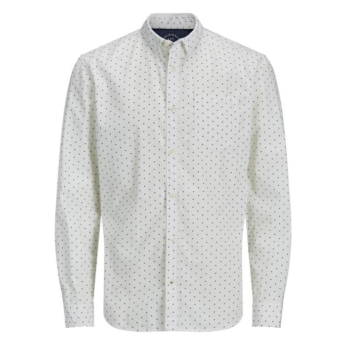Printed Long-Sleeved Shirt  JACK & JONES image 0