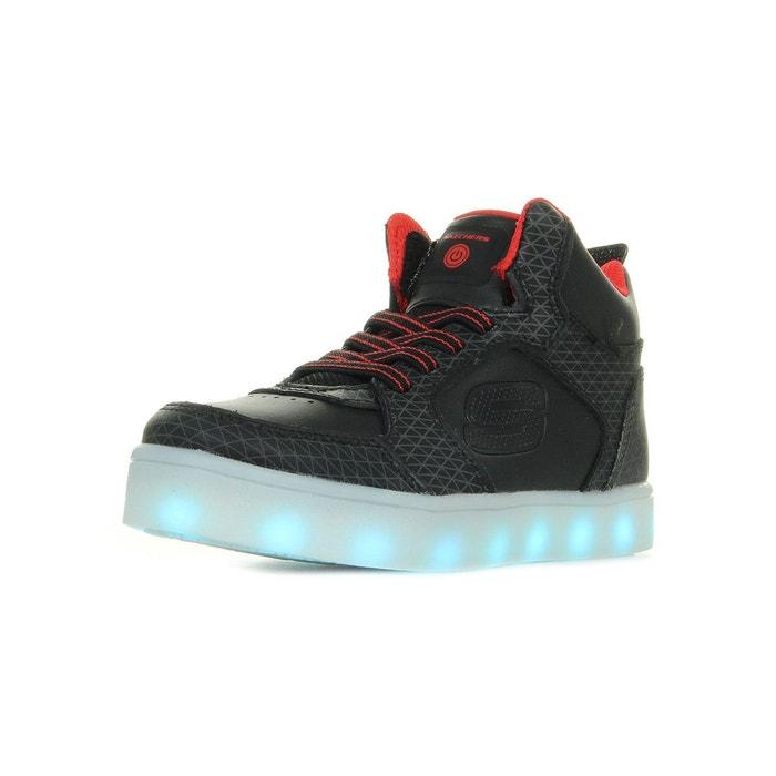 Chaussures Skechers Lights grises garçon 7b7KY