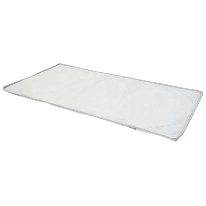 surmatelas confort blanc tineo la redoute. Black Bedroom Furniture Sets. Home Design Ideas