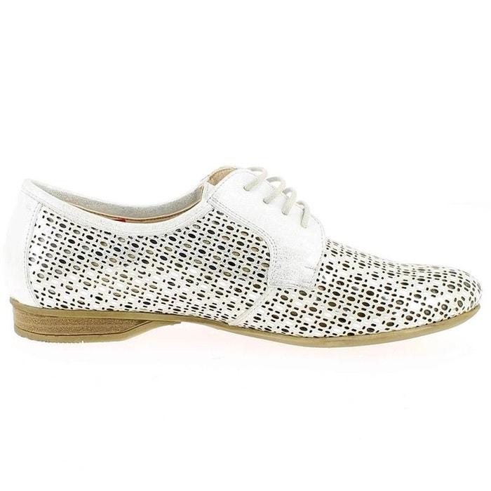 Chaussures à lacets cuir beige Dorking Pas Cher Choisissez Un Meilleur RhDIQfQ