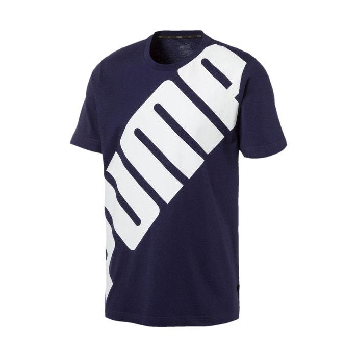 Oversize Logo Printed T-Shirt PUMA image 0