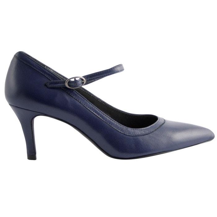 Chaussures à talons novia bleu marine Exclusif Paris Boutique En Vente Sast Pas Cher En Ligne pvE0qqBVeU