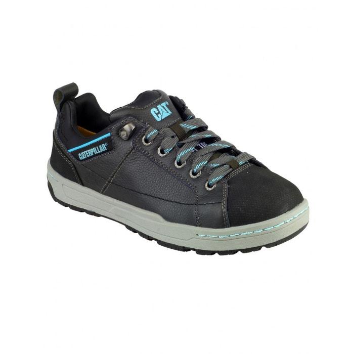 1f83a48d928bf9 Chaussures de sécurité brode gris foncé Caterpillar | La Redoute