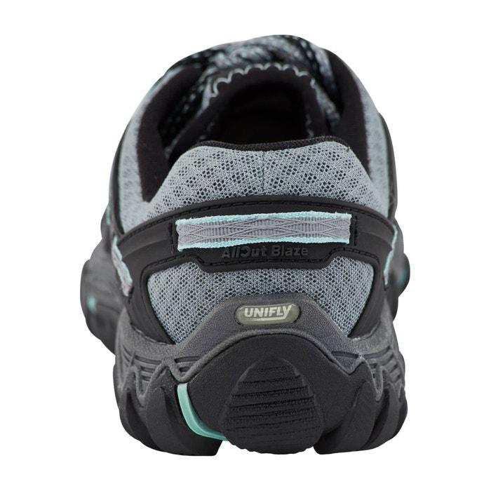 All out blaze aero sport - chaussures femme - gris/noir noir Merrell