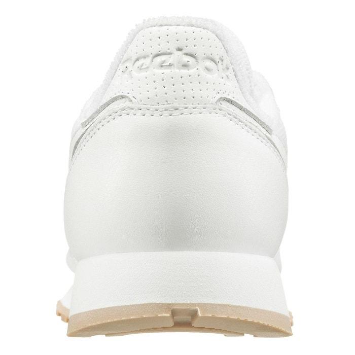 Reebok Classic Leather Classics Blanc Baskets Estil 4OZwqqI