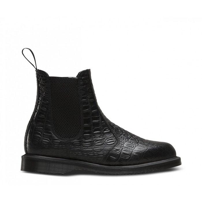 Boots Dr Martens Flora Croc New Vibrance Croco - 22968001-FLORA o6NMvVdMrZ