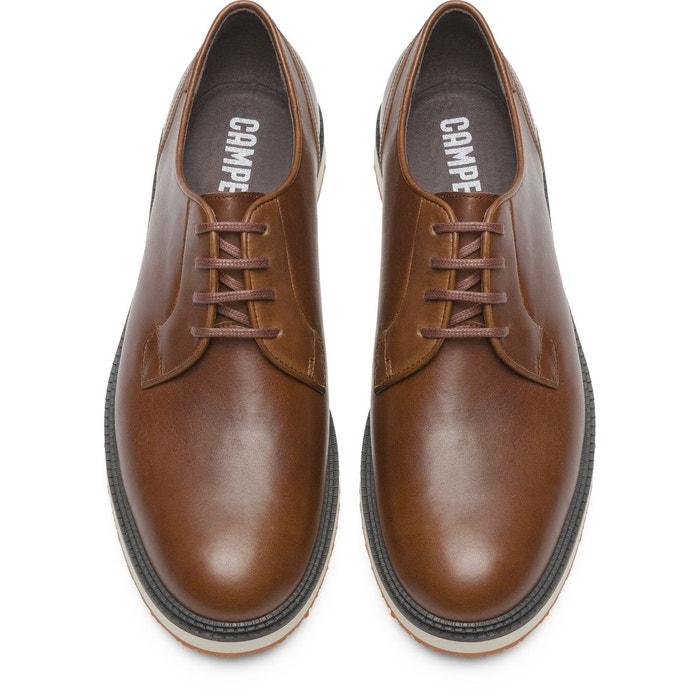 Magnus 18897-038 chaussures habillées homme marron Camper