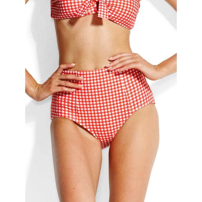 design intemporel ab1ff acf9f Bas de maillot de bain Culotte Haute Capri
