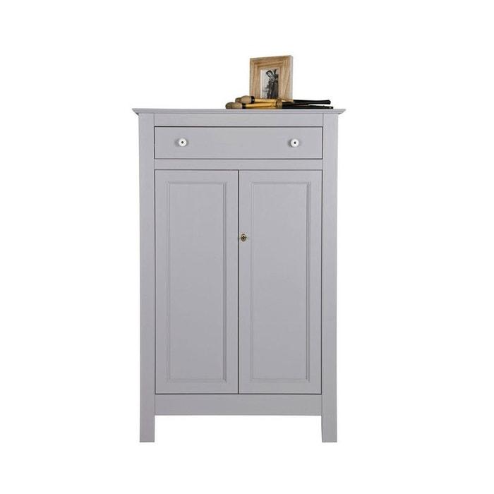 armoire vintage pin massif eva drawer la redoute. Black Bedroom Furniture Sets. Home Design Ideas