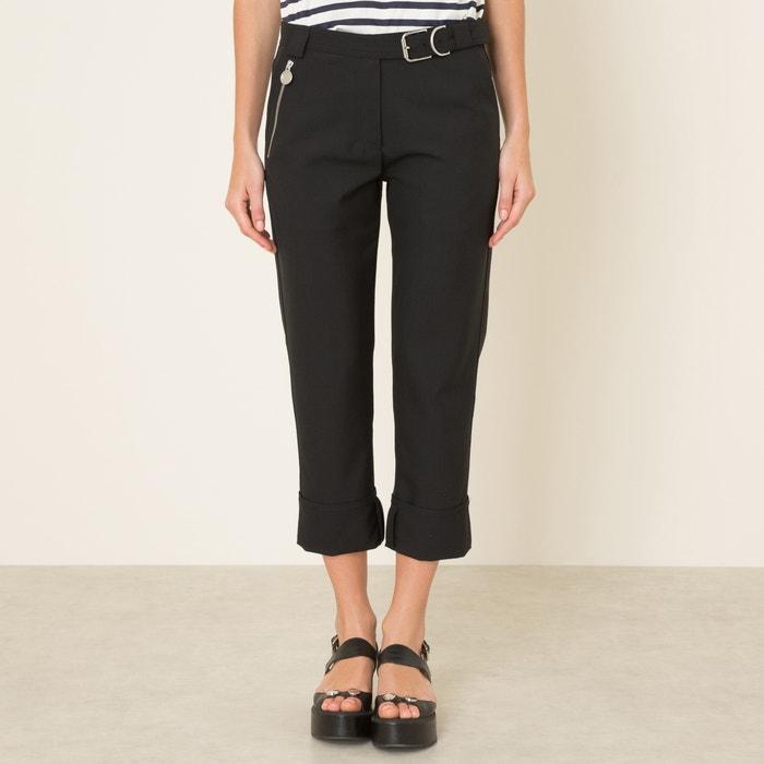 Image Pantalon slim raccourci CARVEN