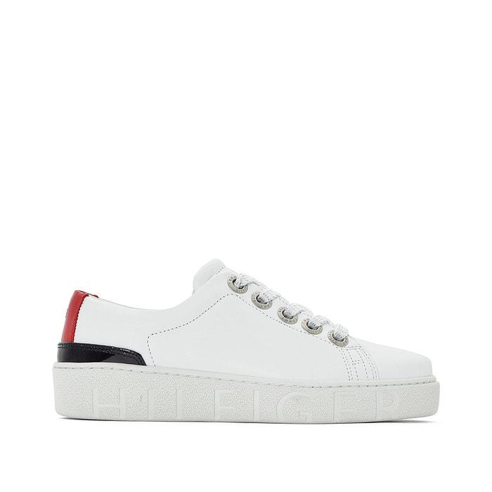 1a6a5db06a1 Zapatillas tommy fashion blanco Tommy Hilfiger