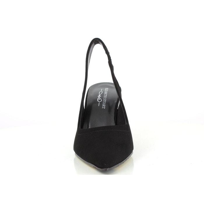 Escarpins lola 300 noir Elizabeth Stuart