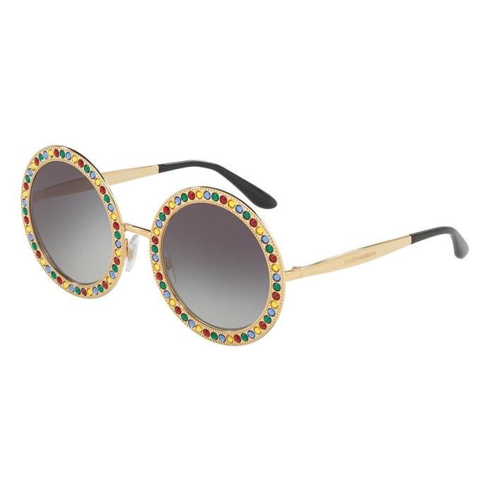 9f49250dce Lunettes de soleil dg2170b or Dolce Gabbana   La Redoute