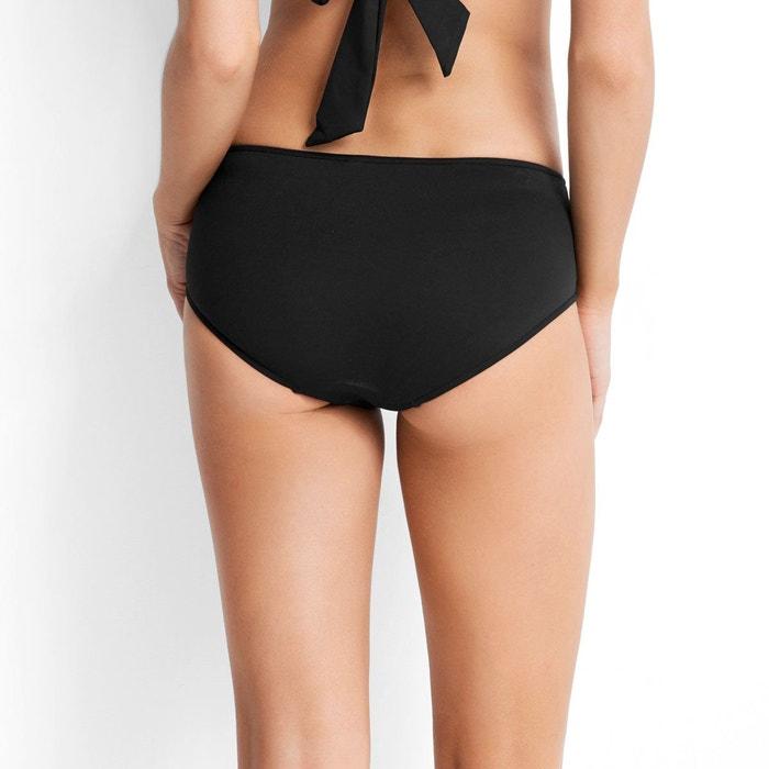 100% Authentique À Vendre SEAFOLLY Maillot de bain culotte taille haute noire Seafolly (Bas) commercialisable Réduction Excellente 4nNgu166En