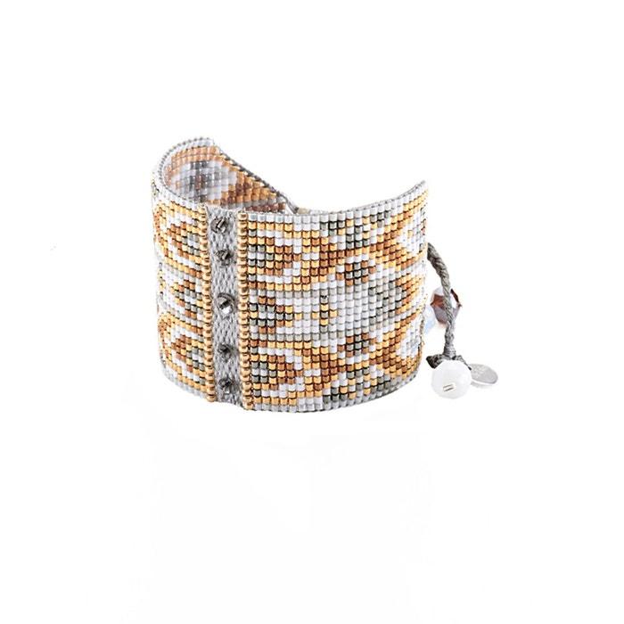 De Haute Qualité De Sortie Bracelet manchette 'freesia' fait main Trouver Une Grande Vente En Ligne De Nouveaux Styles À Vendre Acheter Pas Cher Extrêmement bODyWg
