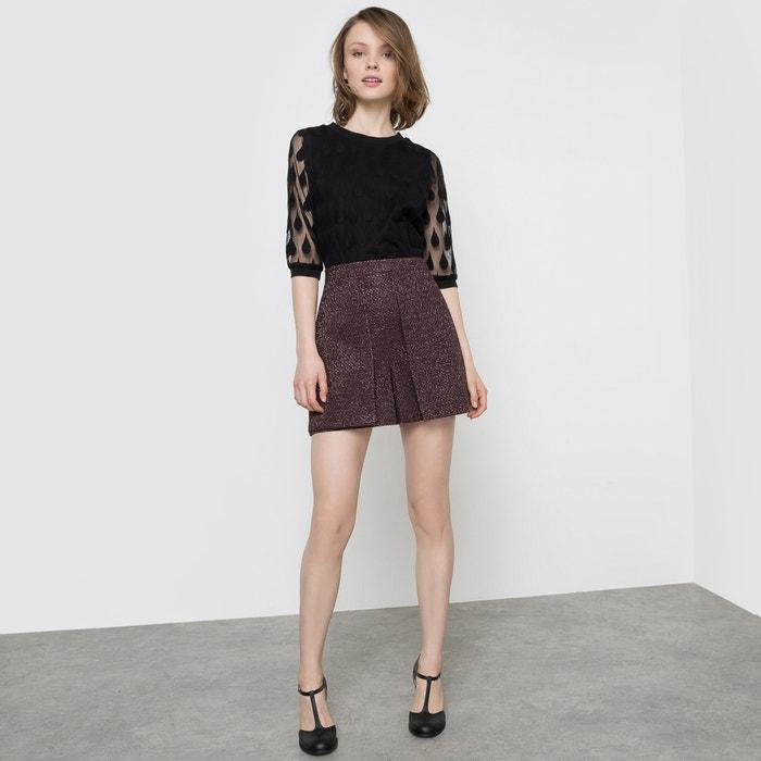 Image Shimmer Thread Shorts MADEMOISELLE R