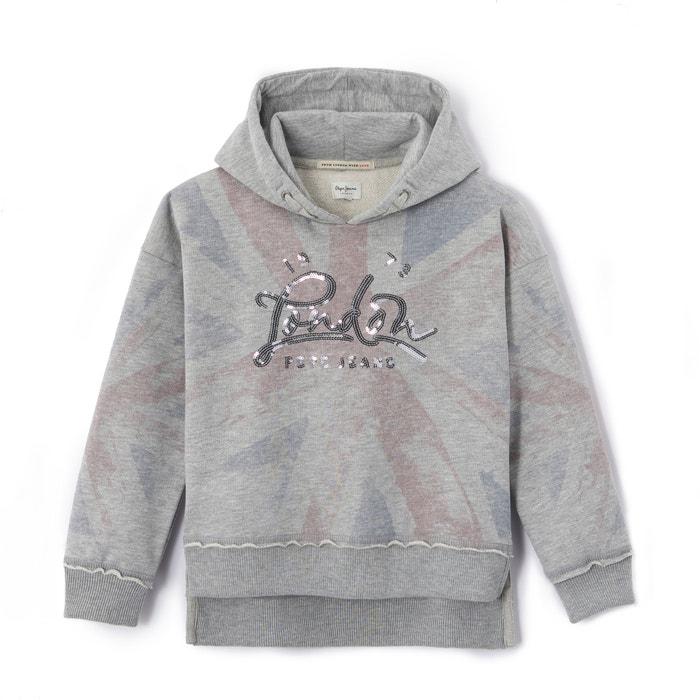 Sweater met kap  PEPE JEANS image 0