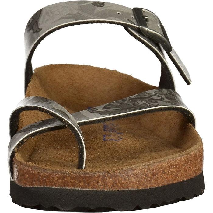 Sandales tabora damask grey Papillio