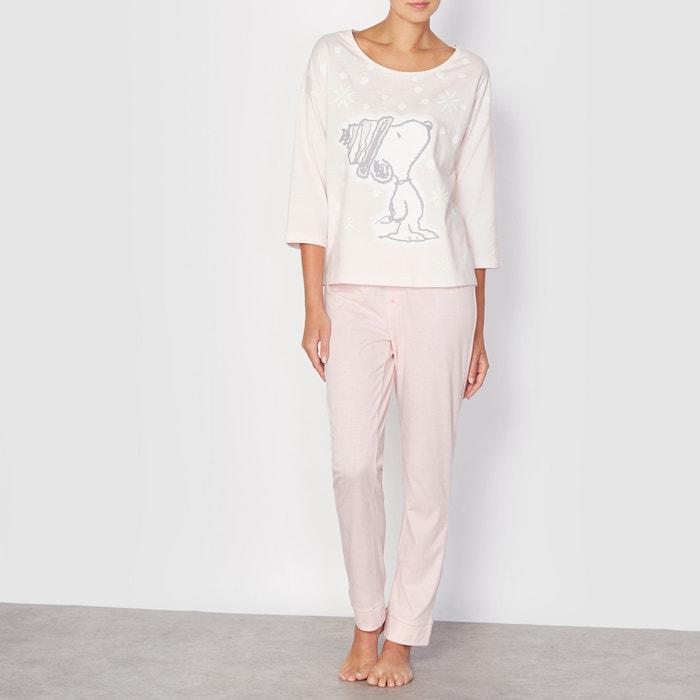 Image Pyjama Snoopy SNOOPY