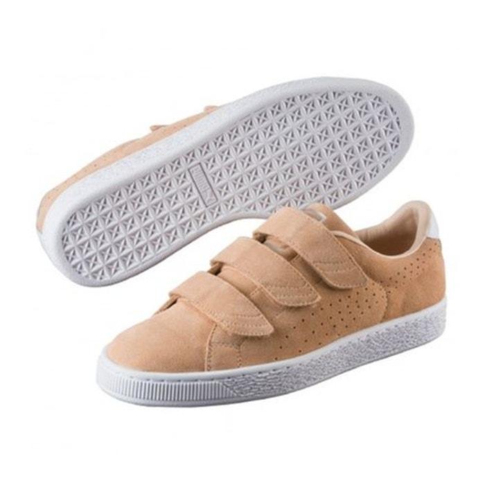 chaussure puma velcro