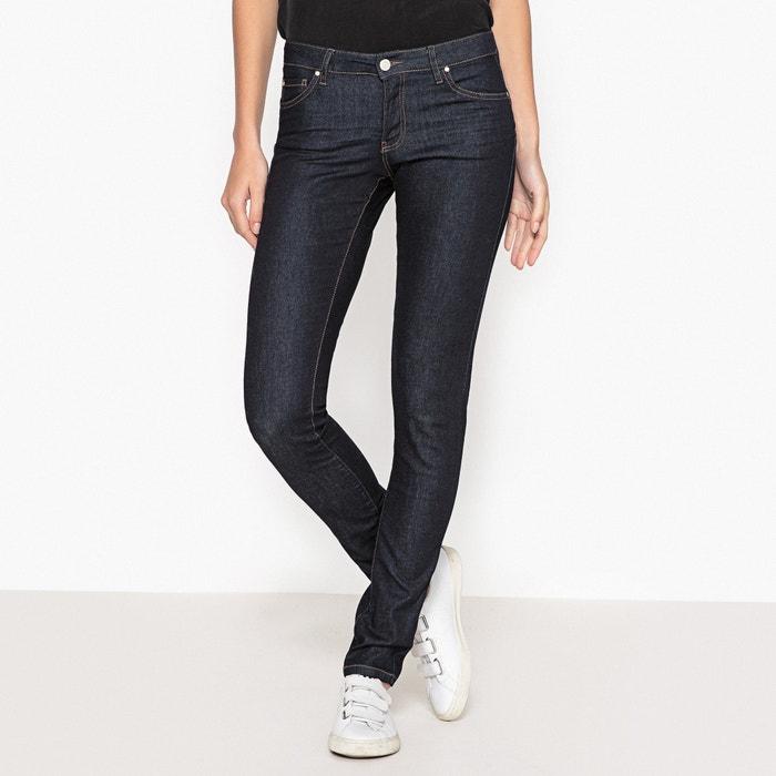 Jeans sculpt - up slim push-up cotone stretch  IKKS image 0