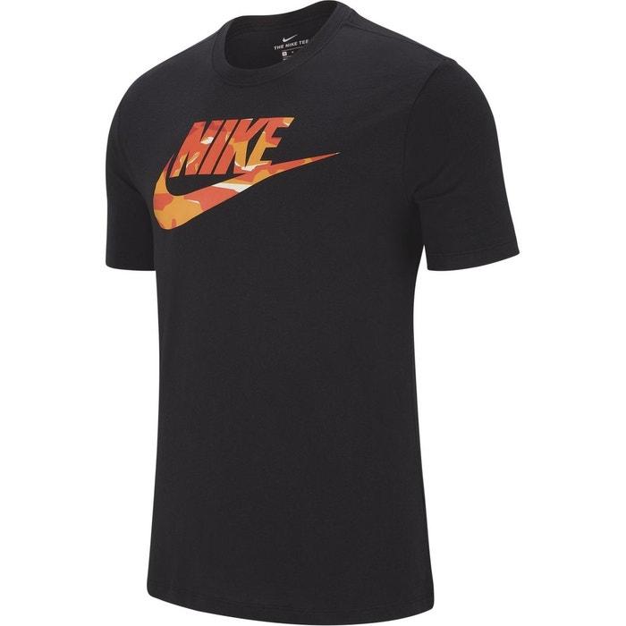 t-shirt nike noir