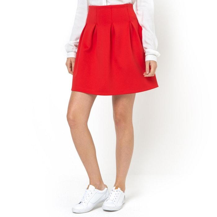 Neoprene Mini Skirt