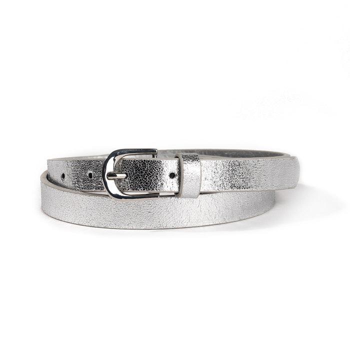 Image Metallic Textured Belt MADEMOISELLE R