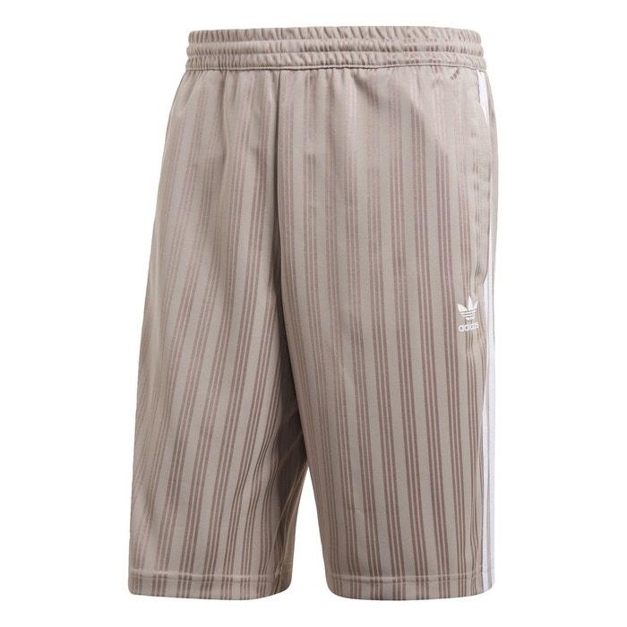 Short football gris Adidas Originals