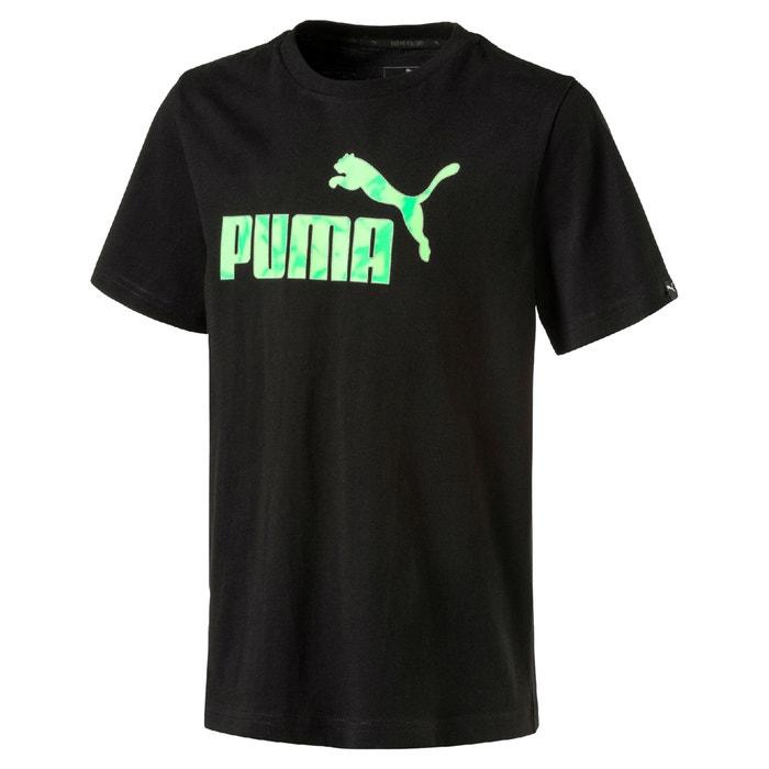 Image T-shirt col rond manches courtes 6-16 ans PUMA