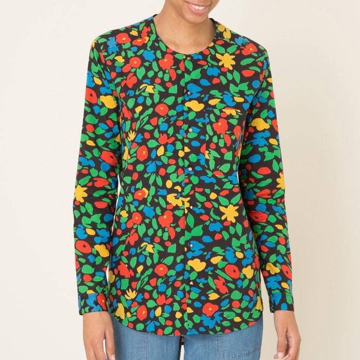 Floral Print Shirt  LAURENCE BRAS image 0