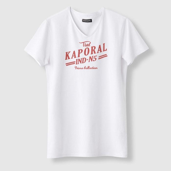 Image Tee-shirt col V KAPORAL 5