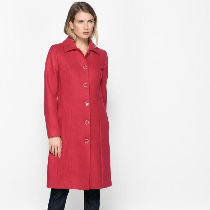 Classic Wool Coat  ANNE WEYBURN image 0