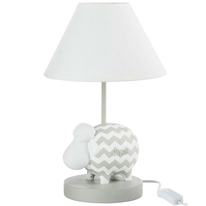 lampe de chevet petit mouton couleur unique jolipa la. Black Bedroom Furniture Sets. Home Design Ideas