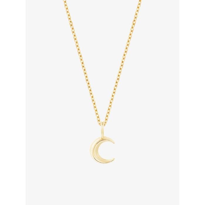réal De Nouveaux Styles À Vendre Collier crescent moon Id Fine | La Redoute SHEbEKFfw