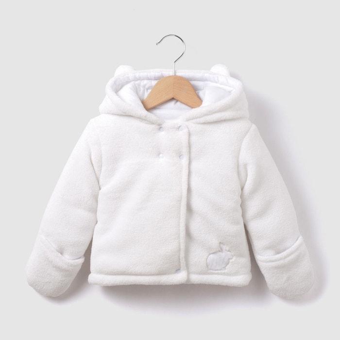 6e6265cccc5aa Manteau à capuche hiver 0 mois-3 ans La Redoute Collections