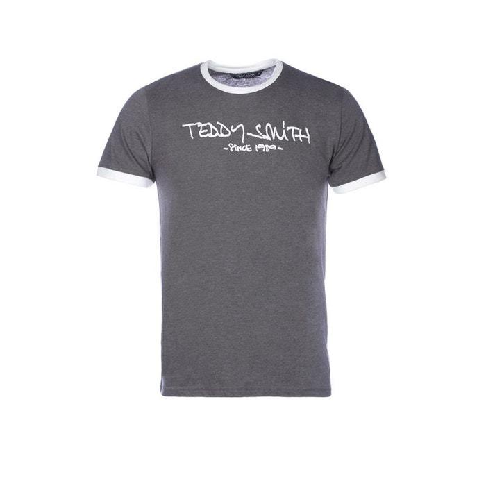 t shirt ticlass 3 existe en plusieurs coloris teddy smith la redoute. Black Bedroom Furniture Sets. Home Design Ideas