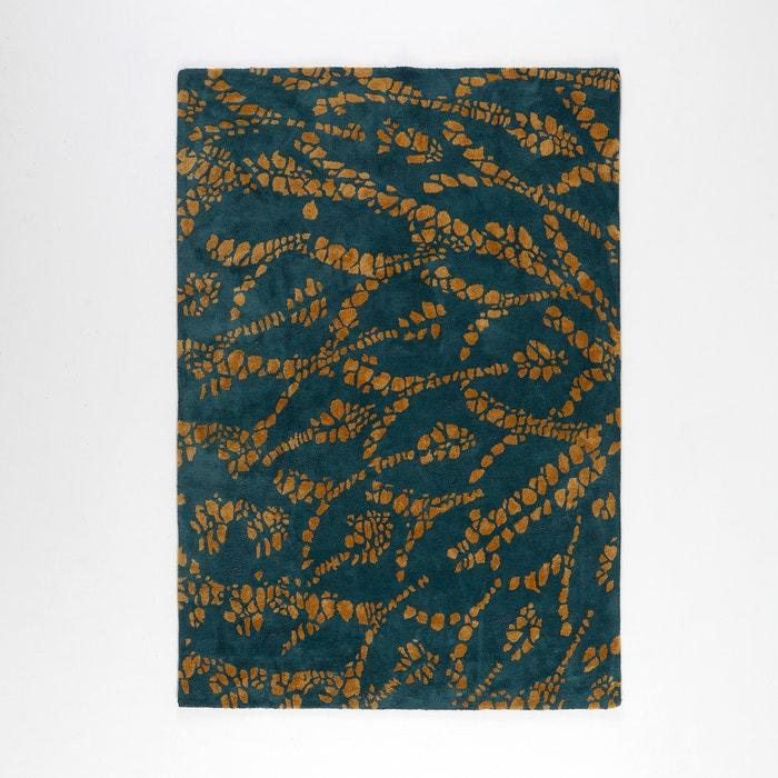 Aron Printed Tufted Rug