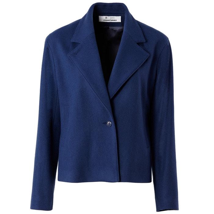 фото Короткая куртка на пуговицах – ETIENNE DEROEUX POUR R/essentiel ETIENNE DEROEUX POUR R ESSENTIEL
