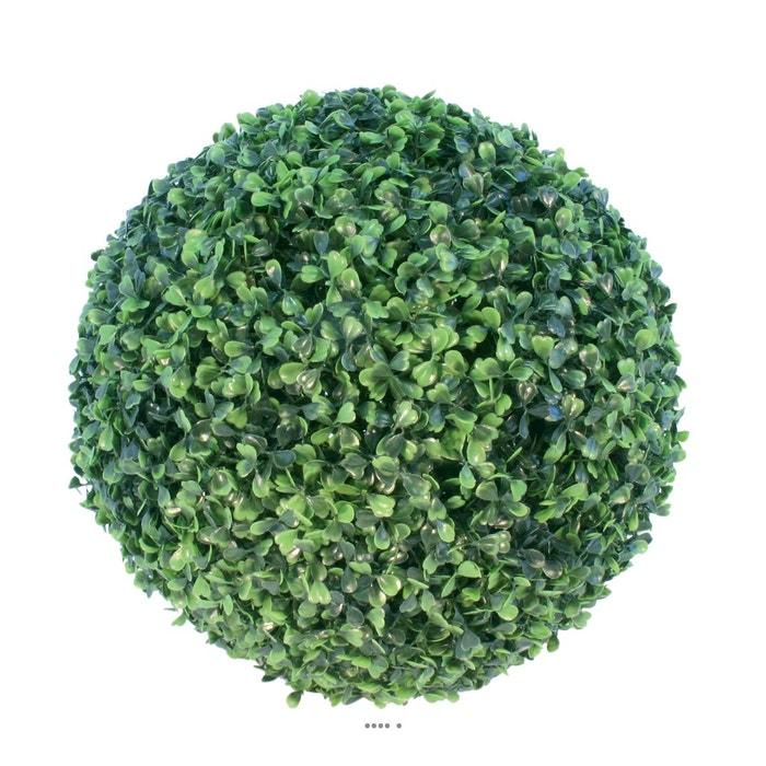boule de buis artificiel pour exterieur interieur 23 cm vert choisissez le diamtre d 23 cm. Black Bedroom Furniture Sets. Home Design Ideas