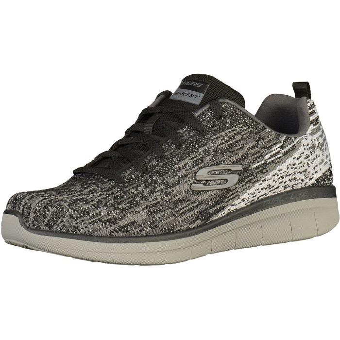 Sneaker noir Skechers