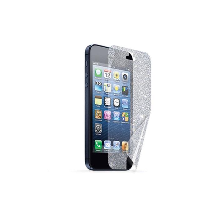 Glam Me Film De Protection Decran Paillettes Pour Apple IPhone 5 5S GLAM
