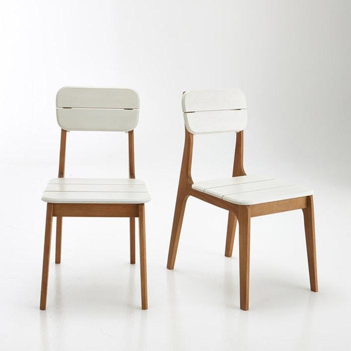 Set of 2 Tifenn Medallion Garden Chairs