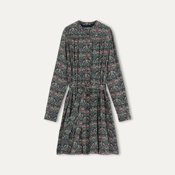 Robe dolce Sessun gris   La Redoute 1270017a3ed0