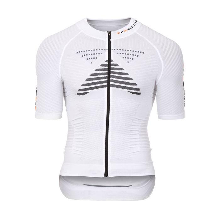 Effektor Biking - Maillot manches courtes - blanc