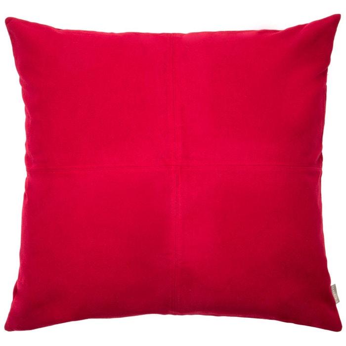 enveloppe de coussin de sol polyester alpina gris anthracite madura la redoute. Black Bedroom Furniture Sets. Home Design Ideas