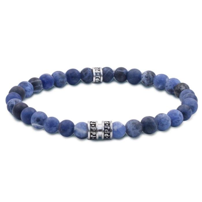 Bracelet perles sodalite bleu Pierre Paul Jacques | La Redoute Grande Vente À Vendre Date De Sortie Du Jeu Paiement De Visa À Vendre wJrwQT