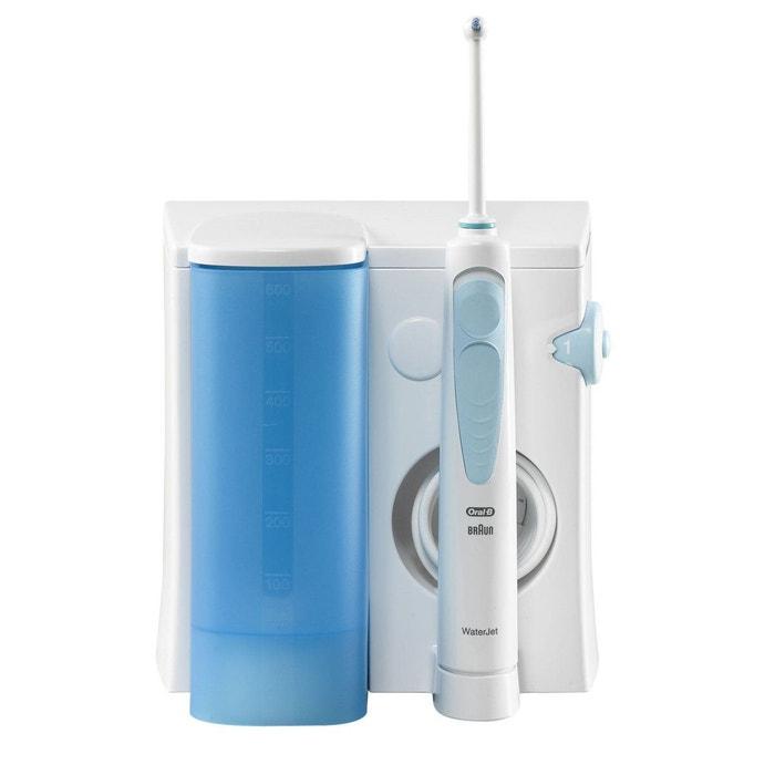 jet dentaire professional care waterjet md16u blanc oral b la redoute. Black Bedroom Furniture Sets. Home Design Ideas