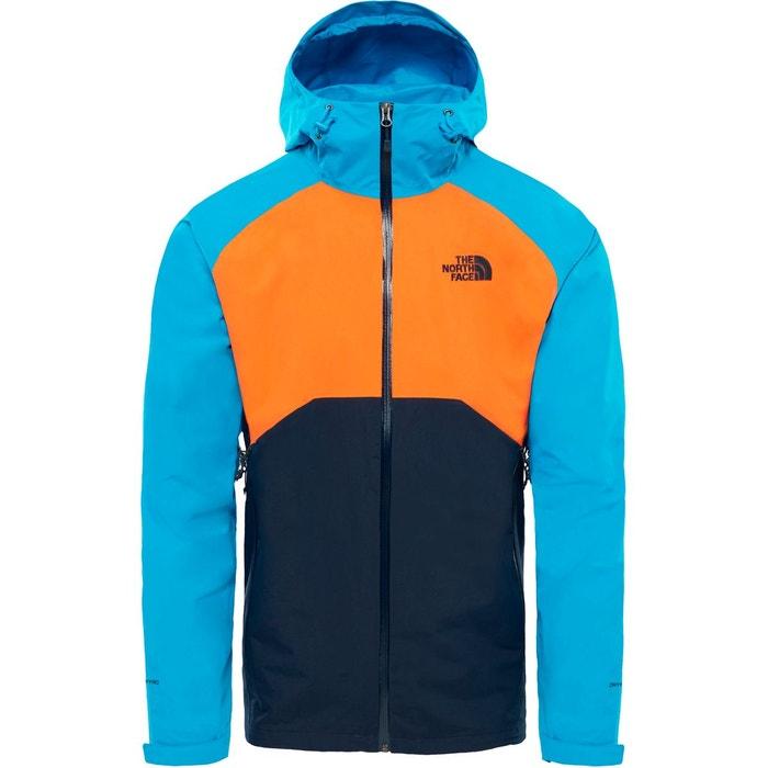 80815d8324 Stratos - veste homme - orange/bleu bleu The North Face   La Redoute