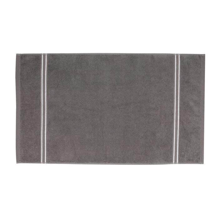 Tapis de bain grand h tel gris lapin invers gris jean vier la redoute - Redoute tapis de bain ...
